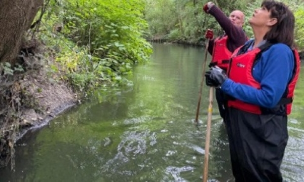 Your River Brent Needs you! And it's good for our wellbeing