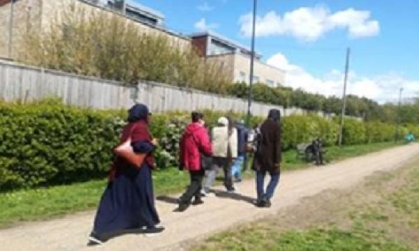Fridays Wellbeing Walk
