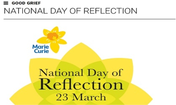 National Day of Reflection and Good Grief Festival