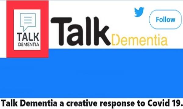 Talk Dementia quatrain