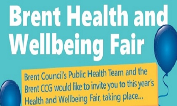 Brent Health and Wellbeing Fair