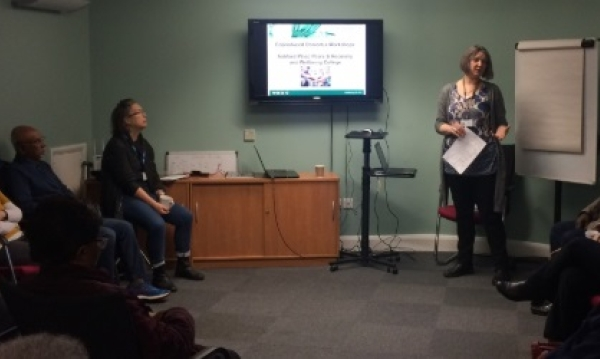 Workshops for people living with dementia and their carers