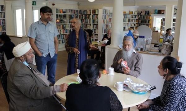 Dementia Hubs project, an update