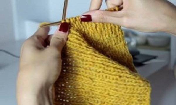 Knitting for health