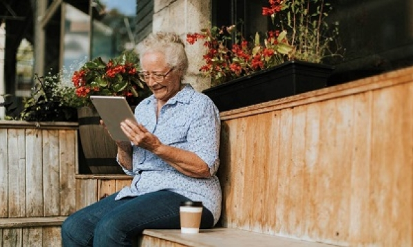 Digital Journey by people living with dementia