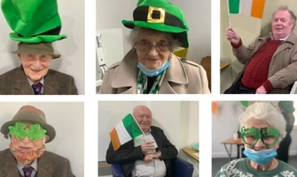 Happy St Patrick's Day/week