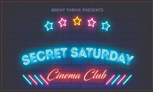 Secret Saturday Cinema Club