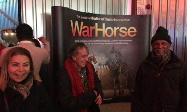 Warhorse Memories