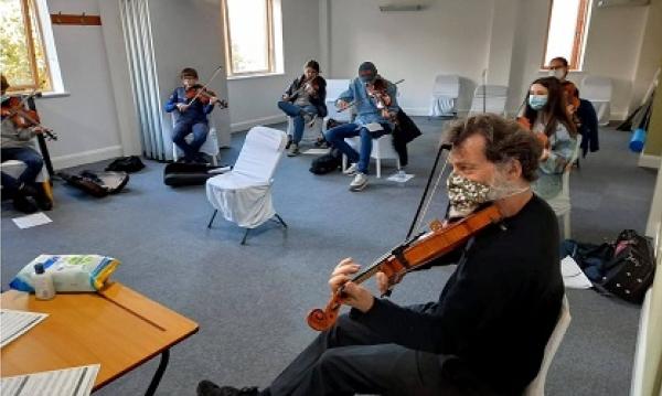 Irish Music and The Side Door