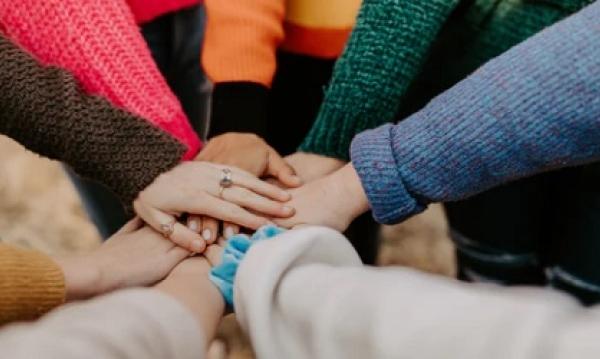 Befriending's helping hands