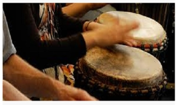 Cultural Connexions: African Drumming Workshop