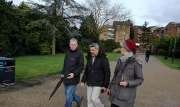 One Million Steps Walking Group - Fit + Well Programme