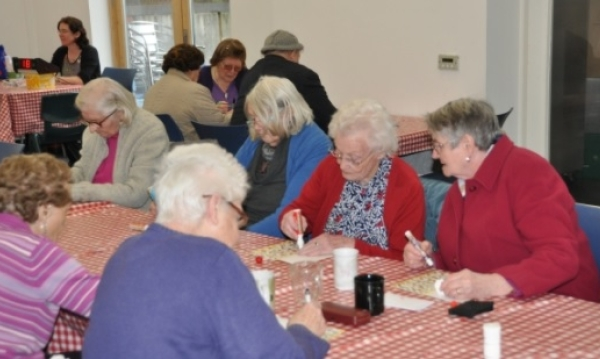 Irish Elders Bingo Group
