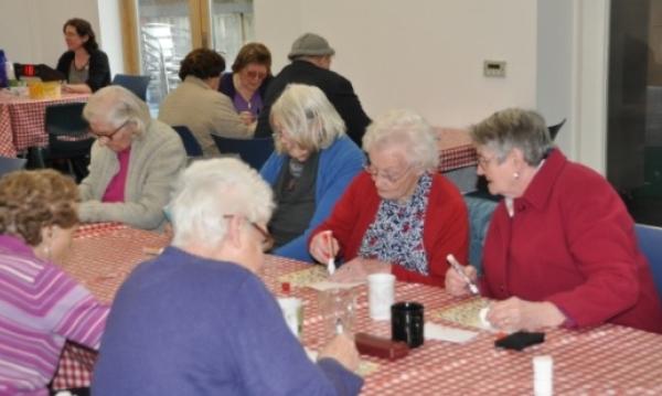 Irish Elders Bingo Group