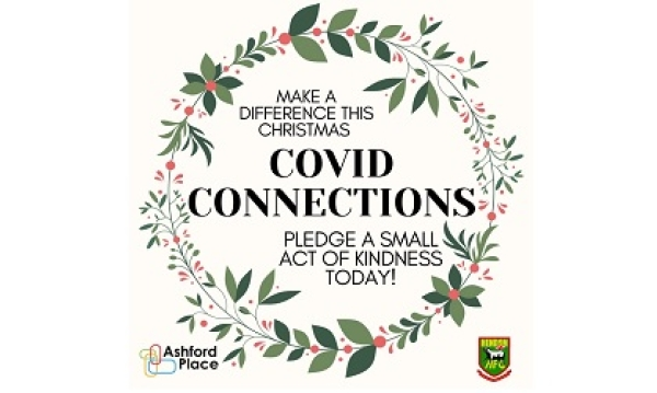 Covid Connections - Christmas Pledge