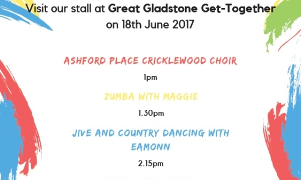 The Great Gladstone Get-Together 18th June 2017