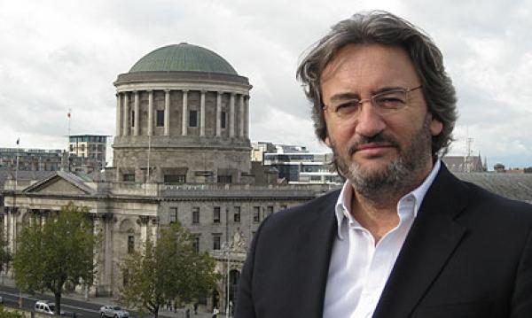 Fergal Keane becomes patron of Ashford Place