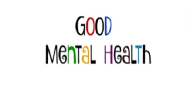 Good Mental Health–Working For You