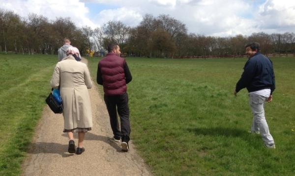Wellbeing Walk - Fit + Well Programme