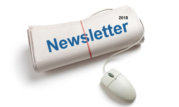 Weekly Newsletter 2018