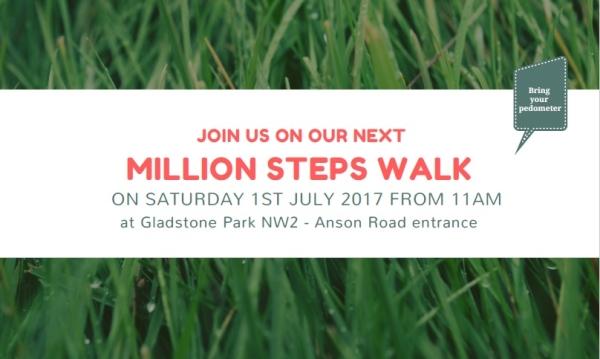 Million Steps Walk
