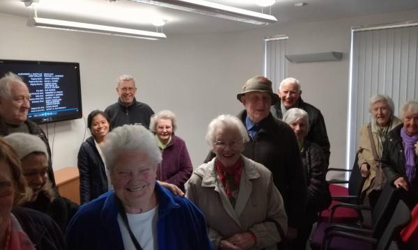 Irish Elders Film Club
