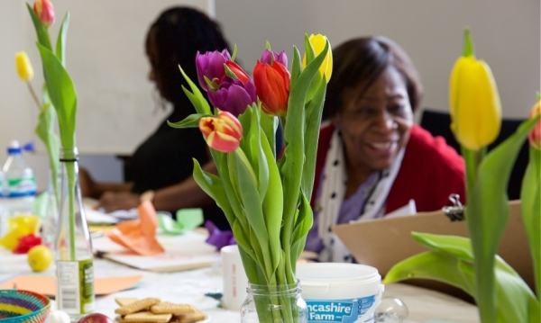 Community support services on the increase for people living with dementia and their carers in Brent